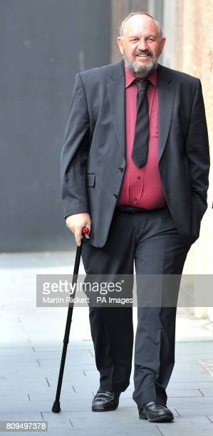 Benefit cheat Peter Crowder arrives for sentence at Liverpool magistrates court The benefit cheat who was exposed when secret footage captured him...