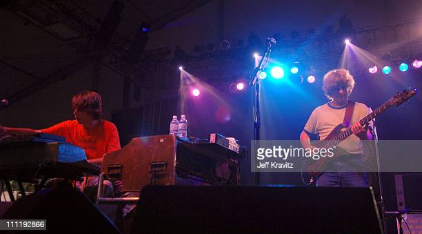 Benevento/Russo Duo Featuring Mike Gordon during Bonnaroo 2005 Day 1 Benevento/Russo Duo Featuring Mike Gordon at That Tent in Manchester Tennessee...