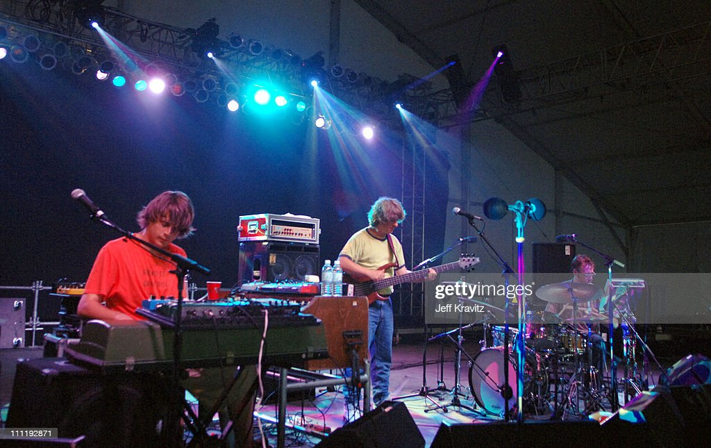Bonnaroo 2005 - Day 1 - Benevento/Russo Duo Featuring Mike Gordon