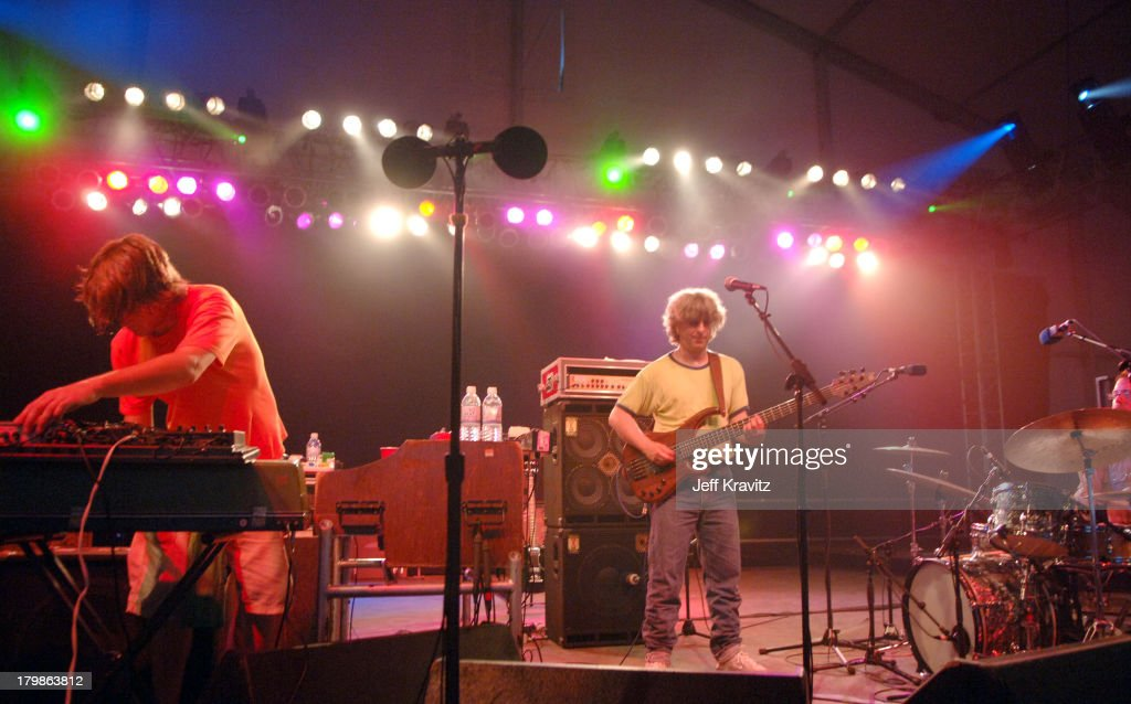 Benevento/Russo Duo Featuring Mike Gordon during Bonnaroo 2005 - Day 1 - Benevento/Russo Duo Featuring Mike Gordon at That Tent in Manchester, Tennessee, United States.