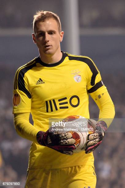 SL Benfica goalkeeper Jan Oblak