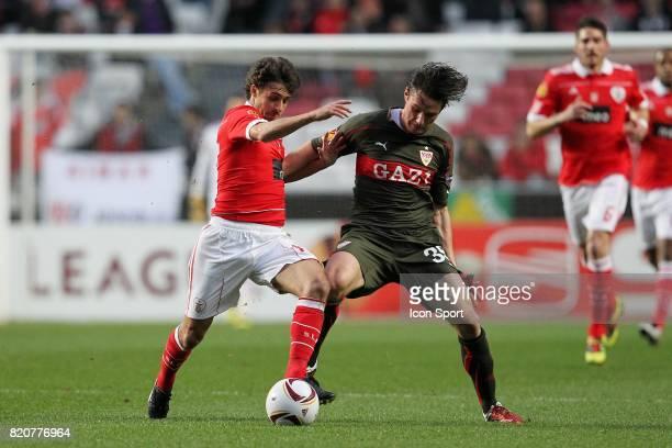 TRASCH Benfica / Stuttgart Europa League 2010/2011