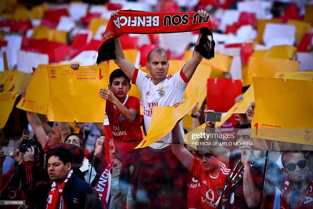 Benfica Vs Nacional: SL Benfica V CD Nacional - Primeira Liga