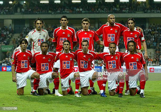 Benfica Team Benfica suffered one heavy defeat in its start of the Portuguese Soccer League losing for 30 against Boavista Goals of beautiful effect...