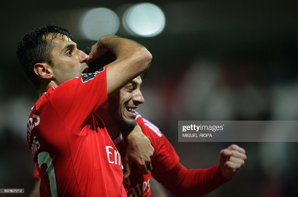 Moreirense FC v SL Benfica - Primeira Liga