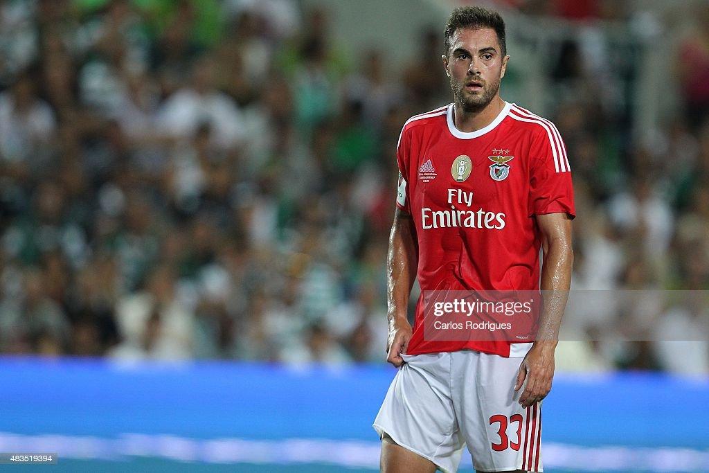 Benfica v Sporting CP - Portuguese Super Cup