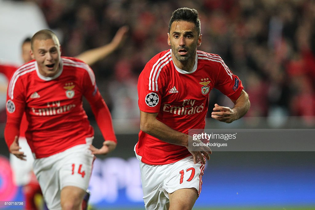 SL Benfica v FC Zenit  - UEFA Champions League Round of 16: First Leg