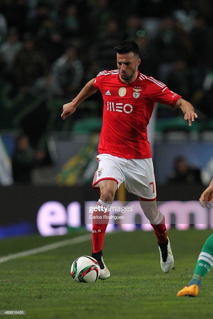 Sporting CP v SL Benfica - Primeira Liga Portgual
