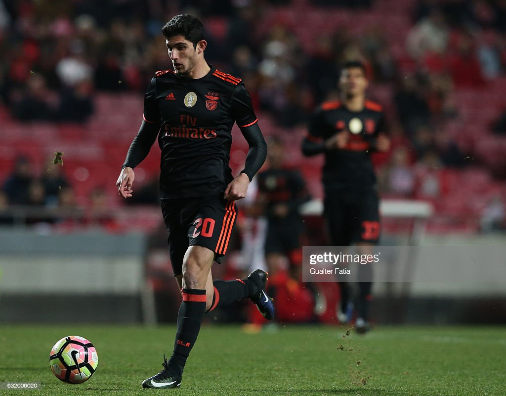 SL Benfica v Leixoes - Portuguese Cup : News Photo