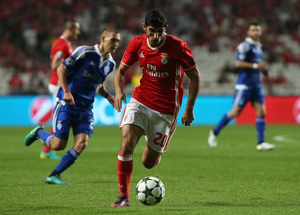 SL Benfica v FC Dynamo Kyiv - UEFA Champions League : News Photo