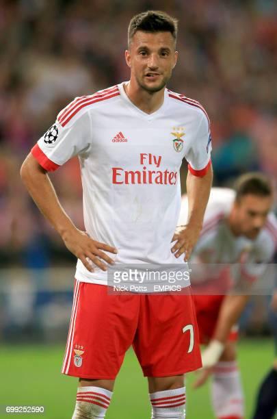 Benfica's Samaris