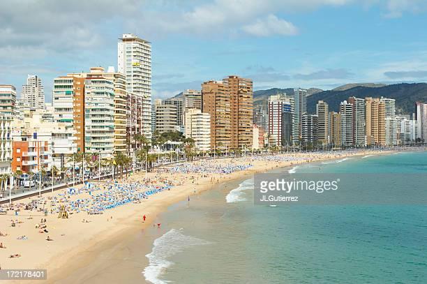 Benidorm-Spain