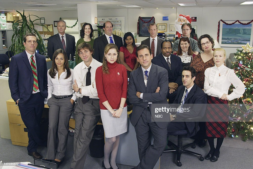 nbc 39 s the office season 3 getty images. Black Bedroom Furniture Sets. Home Design Ideas