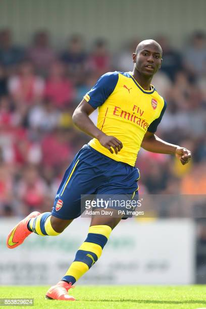 Benik Afobe Arsenal