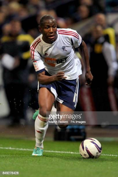 Benik Afobe Bolton Wanderers