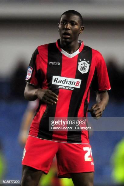 Benik Afobe Huddersfield Town