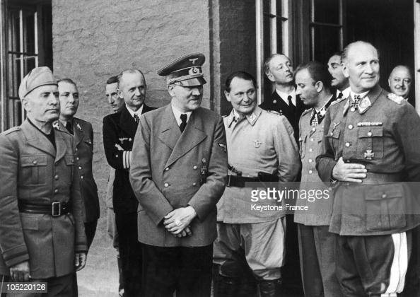 a comparison between adolf hitler and mussolini Difference between adolf hitler and joseph stalin although both joseph stalin and adolf hitler are remembered world over as notorious individuals responsible for the.