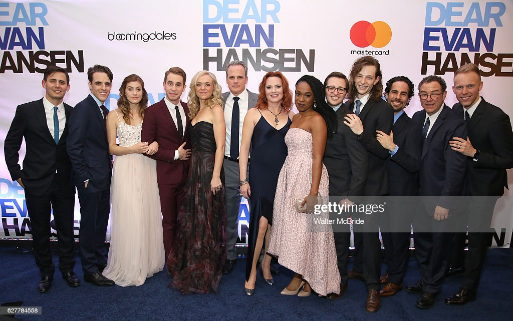 """Dear Evan Hansen"" Broadway Opening Night - After Party"