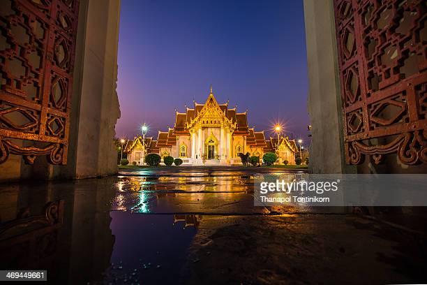 Benjamaborpit Temple, Bangkok, Thailand