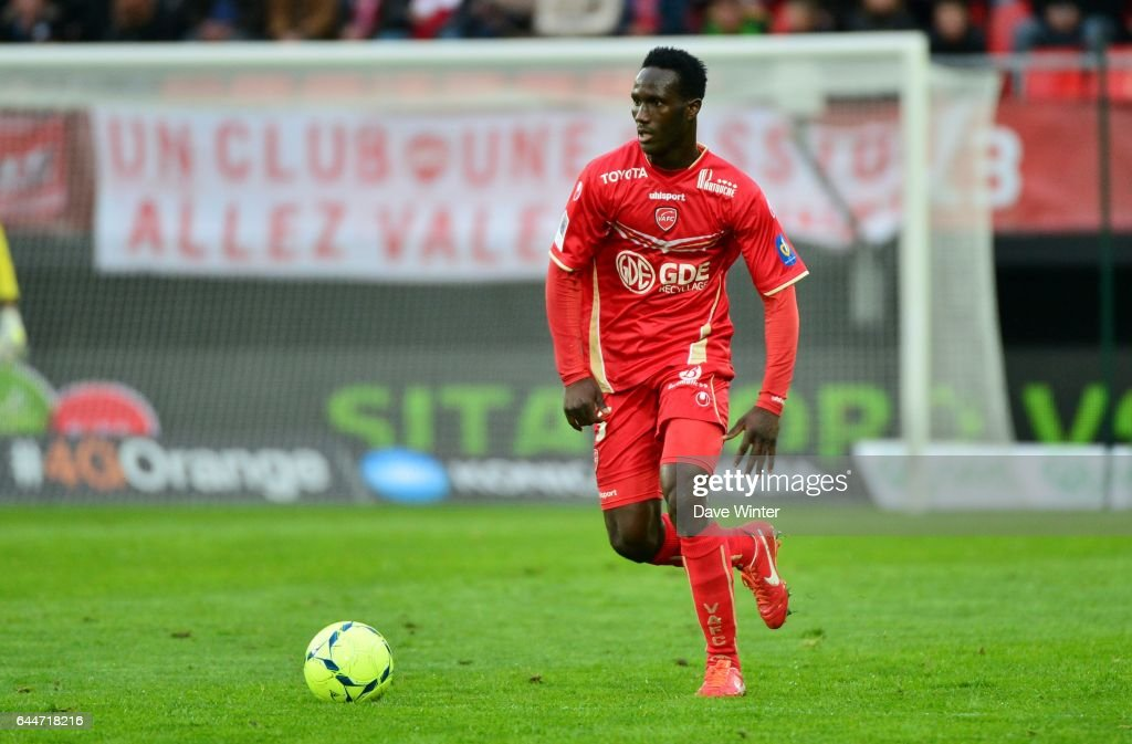 Benjamin ANGOUA - - Valenciennes / Rennes - 36e journee Ligue 1, Photo : Dave Winter / Icon Sport