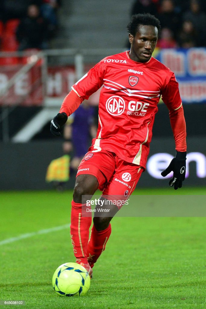 Benjamin ANGOUA - - Valenciennes / Saint Etienne - 32e journee Ligue 1, Photo : Dave Winter / Icon Sport