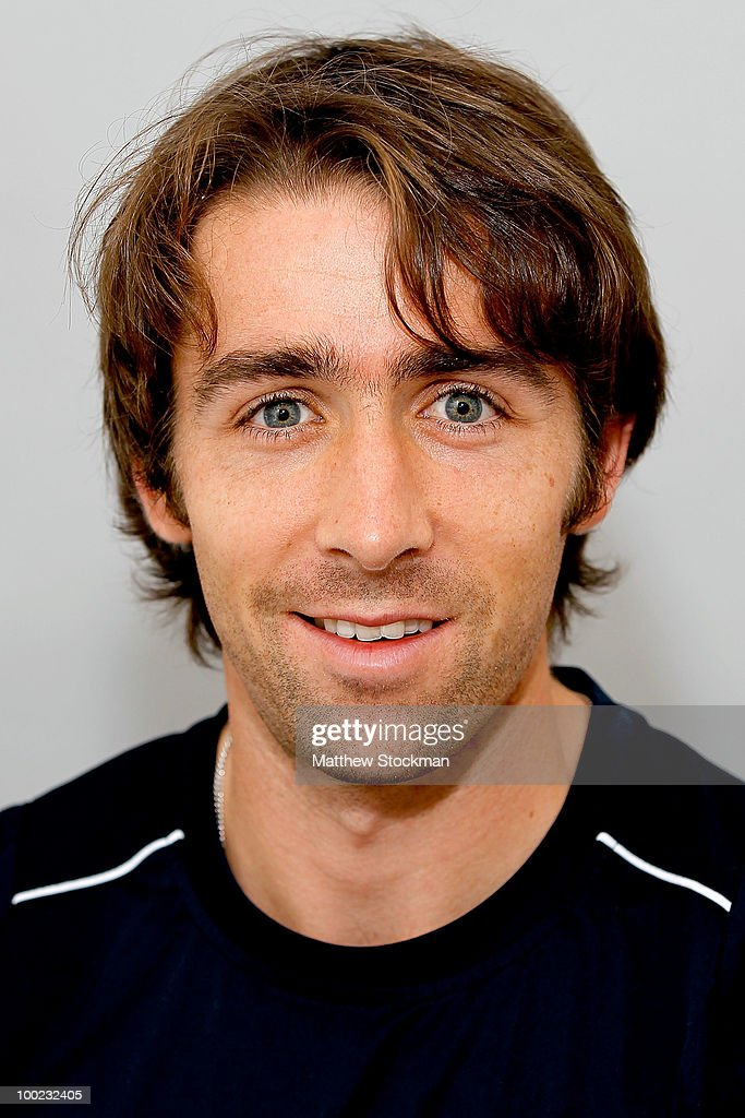 Benjamin Becker poses for a headshot at Roland Garros on May 22, 2010 in Paris, France.