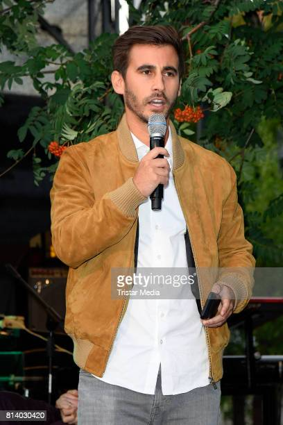 Benjamin Budde attends the 70th anniversary party of Budde Music on July 13 2017 in Berlin Germany