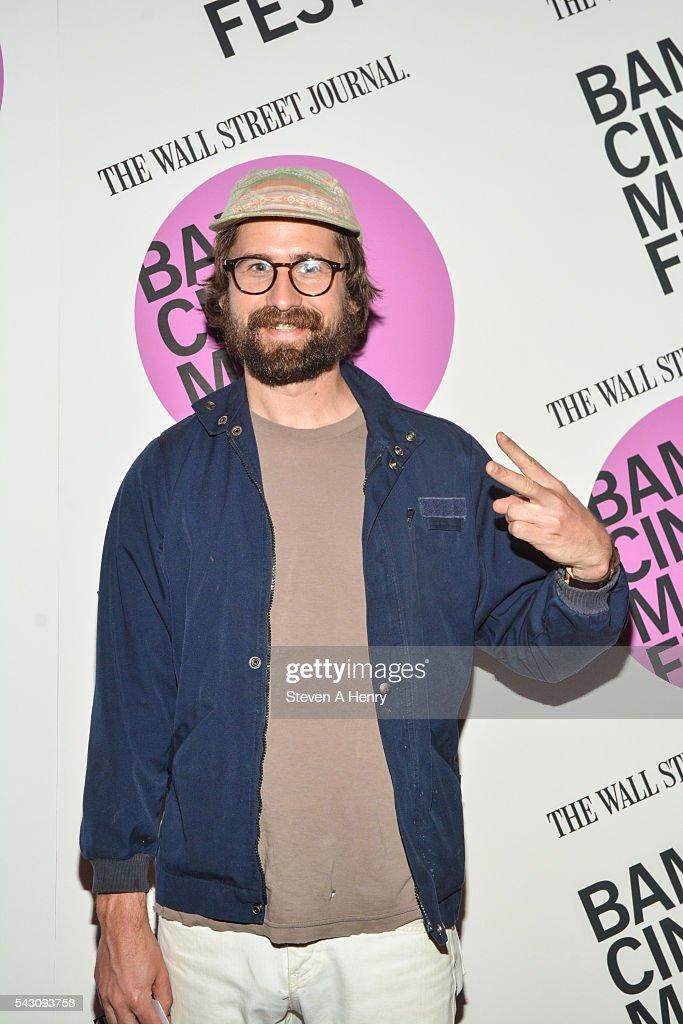 Benjamin Dickinson attends BAMcinemaFest 2016 - 'Dark Night' Closing Night Screening at BAM Harvey Theater on June 25, 2016 in New York City.