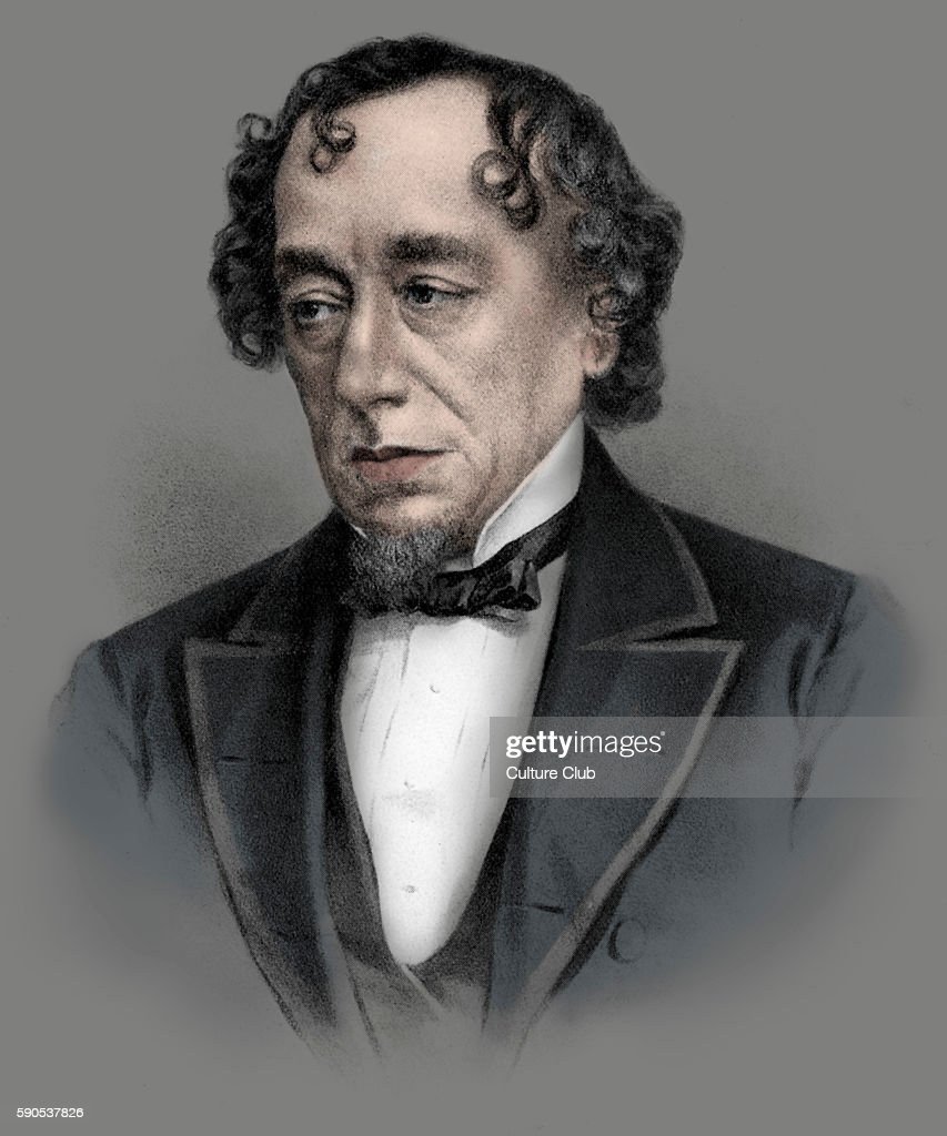 Benjamin Disraeli Earl of Beaconsfield British Conservative statesman and literary figure 21 December 1804 Ð 19 April 1881