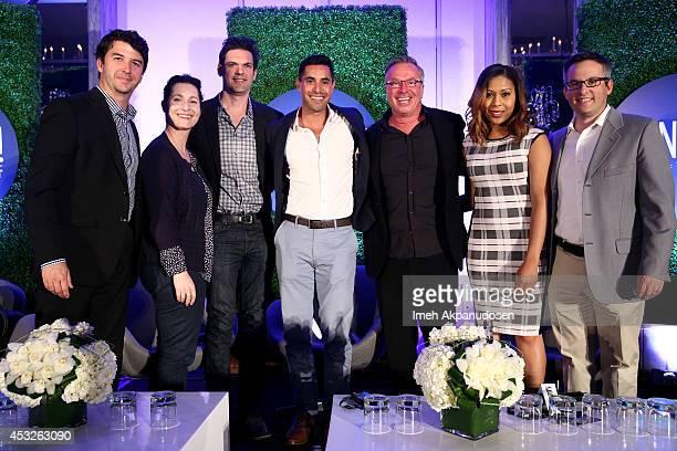 Benjamin Fielder Sr Account Manager Twitter Sibyl Goldman Head of Entertainment Partnerships Facebook Jared Goldsmith VP Marketing Digital NBC...