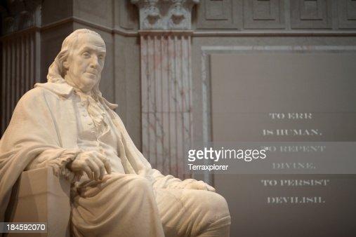 Benjamin Franklin Memorial