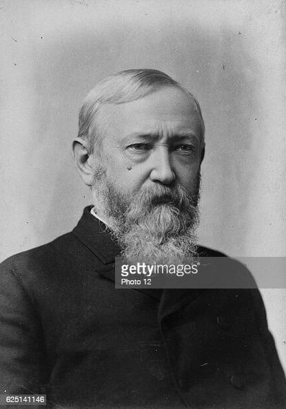 Benjamin Harrison 23rd President of the USA