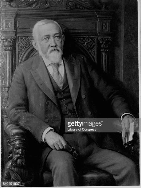 Benjamin Harrison the grandson of former President William Henry Harrison served as the United States' 23rd President from 18891893 He was the...