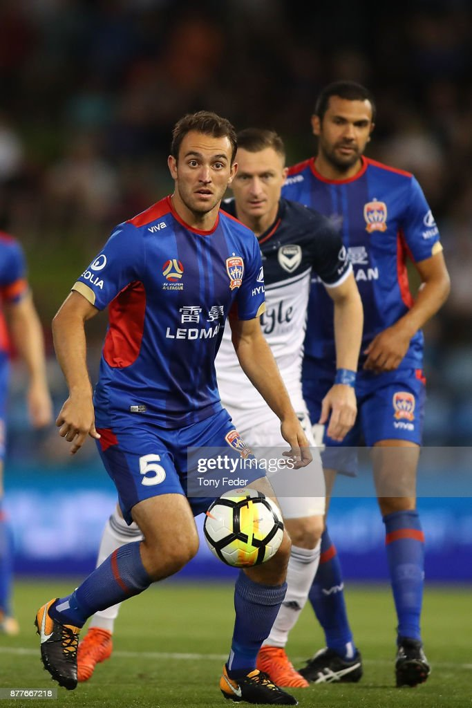 A-League Rd 8 - Newcastle v Melbourne
