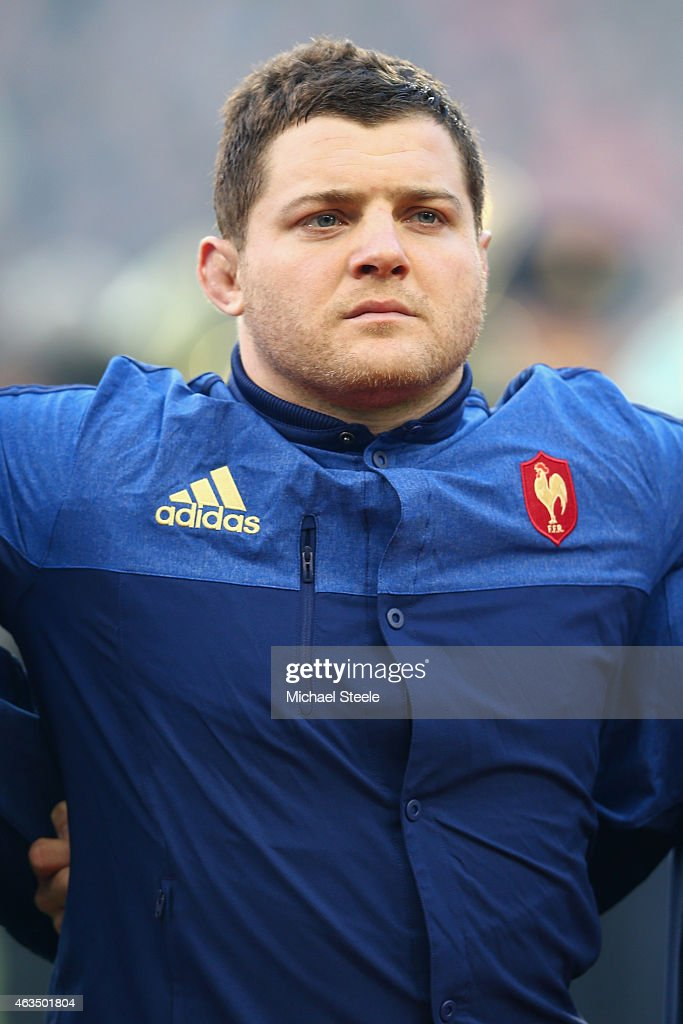 <a gi-track='captionPersonalityLinkClicked' href=/galleries/search?phrase=Benjamin+Kayser&family=editorial&specificpeople=2117538 ng-click='$event.stopPropagation()'>Benjamin Kayser</a> of France during the RBS Six Nations match between Ireland and France at the Aviva Stadium on February 14, 2015 in Dublin, Ireland.