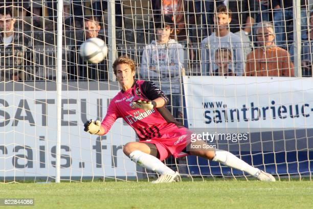 Benjamin LECOMTE Brest / Lorient Match Amical Saint Brieuc