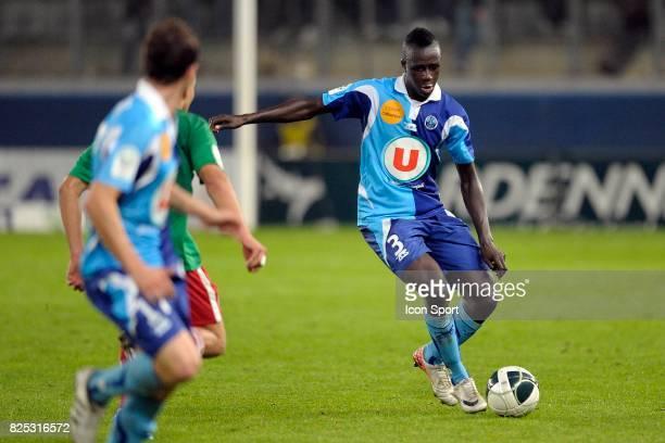 Benjamin MENDY Sedan / Le HAvre 7e journee Ligue 2
