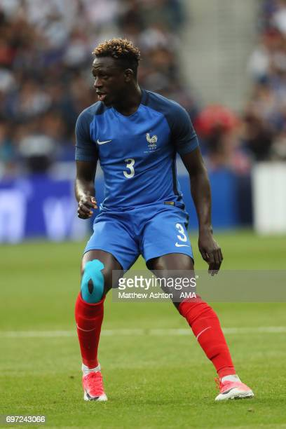Benjamin Mendy of France during the International Friendly between France and England on June 13 2017 in Paris France