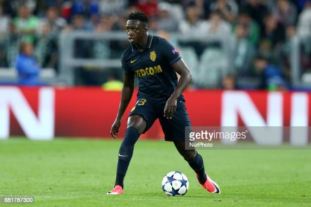 Benjamin Mendy of Monaco at Juventus Stadium in Turin Italy on May 9 2017