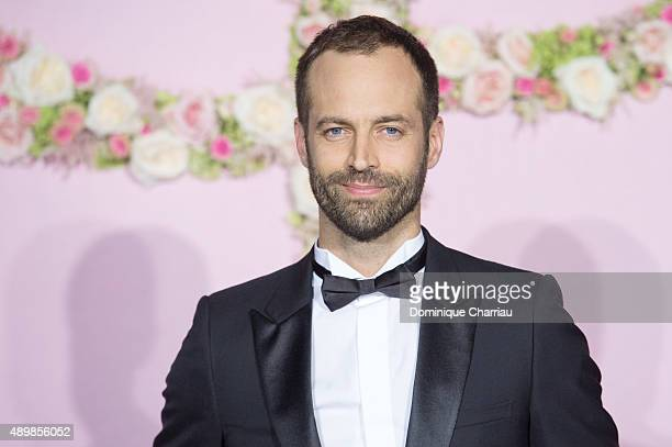 Benjamin Millepied attends the Ballet National de Paris Opening Season Gala at Opera Garnier on September 24 2015 in Paris France