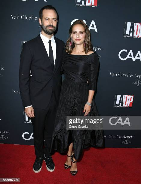 Benjamin Millepied Natalie Portman arrives at the LA Dance Project's Annual Gala at LA Dance Project on October 7 2017 in Los Angeles California