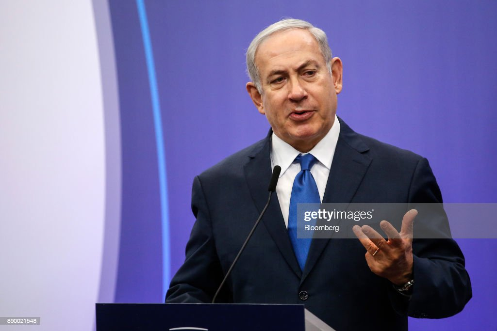 Israeli Prime Minister Benjamin Netanyahu Meets With EU Foreign Affairs Council