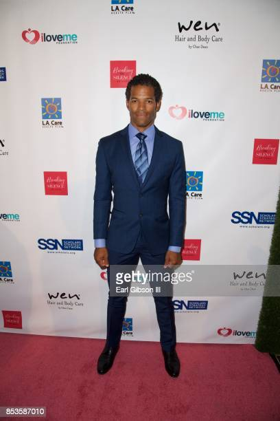 Benjamin Patterson attends Breaking The Silence Awards on September 24 2017 in Santa Monica California