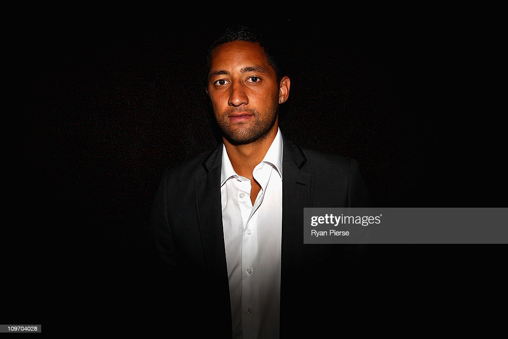 Benji Marshall of the Wests Tigers poses during the 2011 NRL Season Launch at Casula Powerhouse Arts Centre on March 2, 2011 in Sydney, Australia.