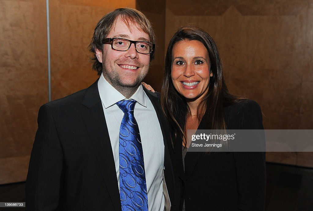 Benji Seagler and Heather Harde (L-R) attend the 3rd Annual TechFellow Awards at SF MOMA on February 22, 2012 in San Francisco, California.