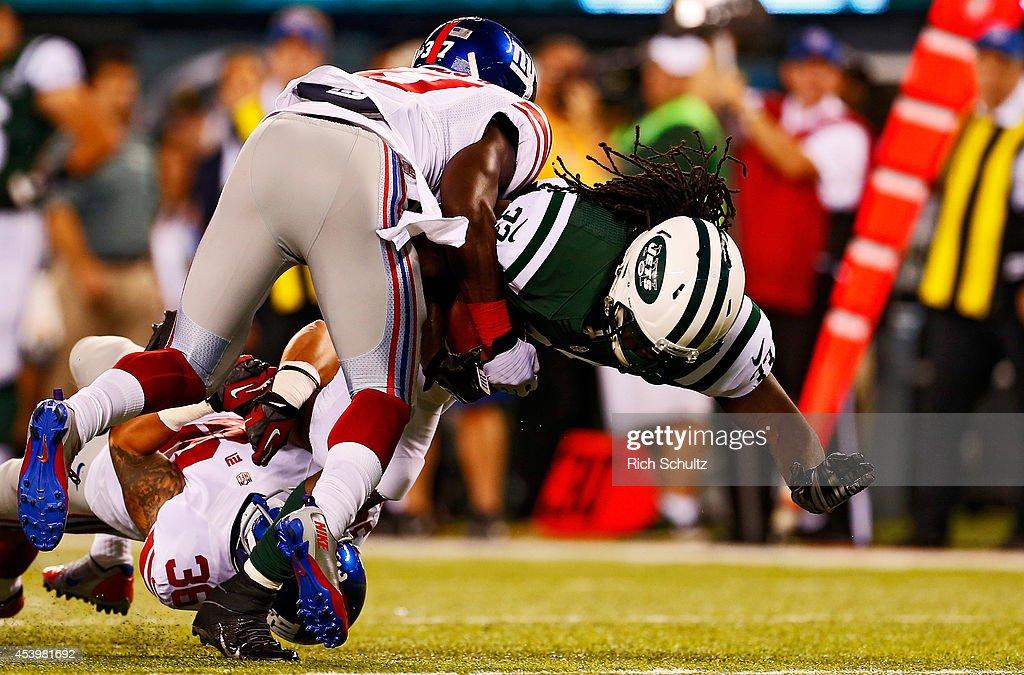 Cheap NFL Jerseys Wholesale - New York Giants v New York Jets | Getty Images