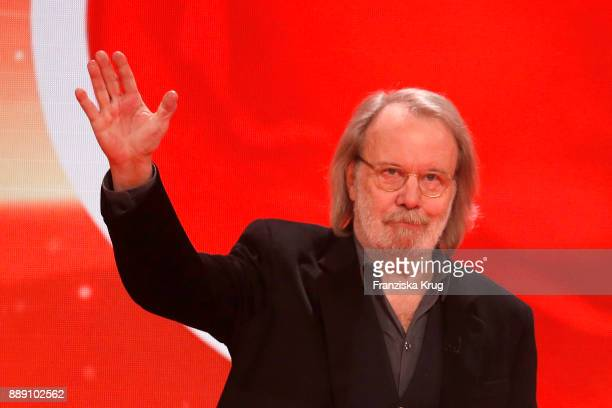 Benny Andersson during the Ein Herz Fuer Kinder Gala show at Studio Berlin Adlershof on December 9 2017 in Berlin Germany