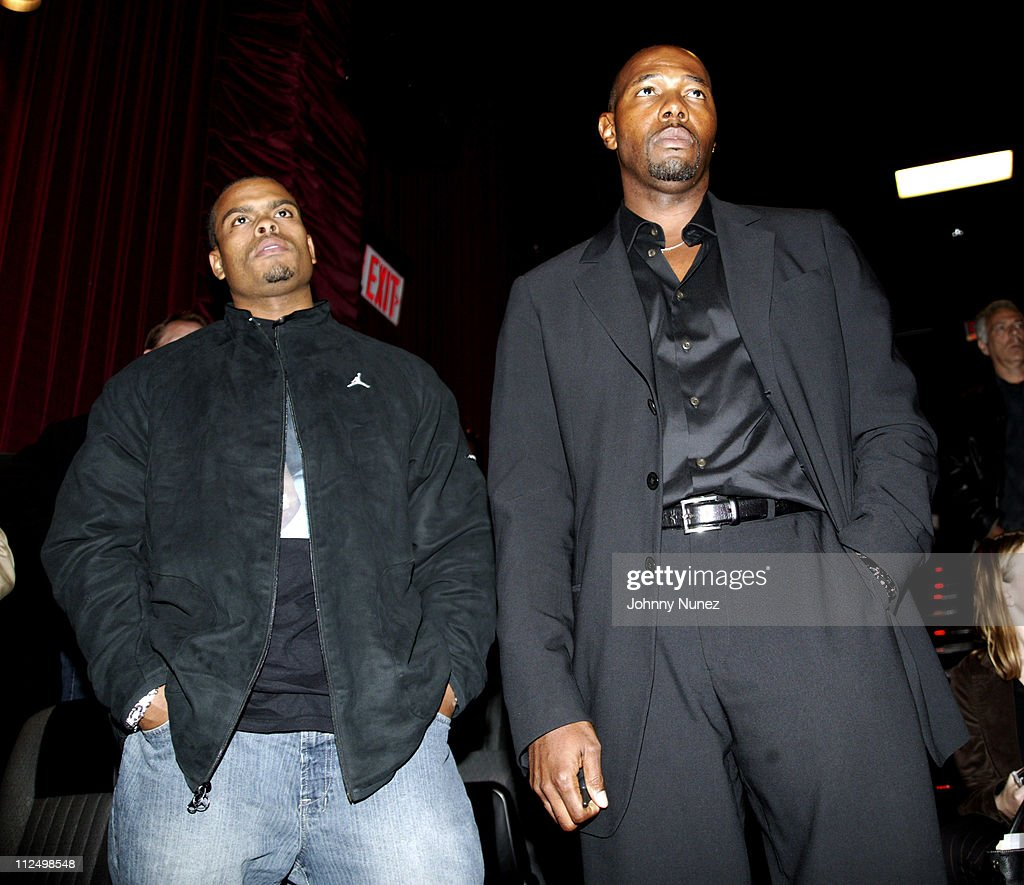 Benny Boom and Antoine Fuqua during 4th Annual Tribeca Film Festival 'Bastard of the Party' Premiere at Regal Battery Cinema in New York City New...