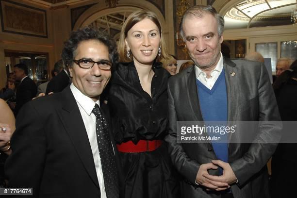 Benny Tabatabai Kristina Kovalenko Valery Gergiev attend White Nights Annual Benefit Celebrates The Mariinsky Theatre's 150th Anniversary and Looks...