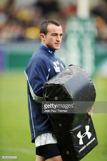 Benoit BABY Clermont Auvergne / Leinster 3eme Journee de Heineken Cup